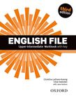 ENGLISH FILE 3RD ED UPPER-INTERMEDIATE WORKBOOK WITH KEY