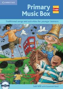 PRIMARY MUSIC BOX TEACHER'S BOOK  (+ CD) (TRADITIONAL SONGS AND ACTIVITIES)