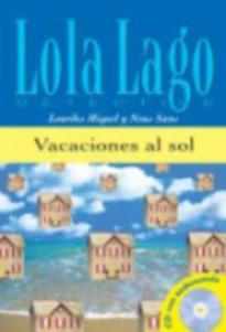 LOLA LAGO 0: VACACIONES AL SOL (+ CD)
