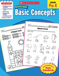 SUCCESS WITH BASIC CONCEPTS (PRE-K)