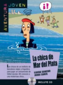 AVENTURA JOVEN : LA CHICA DE MAR DEL PLATA (+ CD)