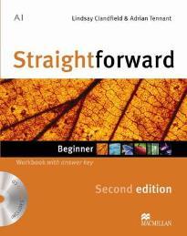 STRAIGHTFORWARD BEGINNER WORKBOOK (+ KEY + CD) 2ND ED
