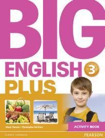 BIG ENGLISH PLUS 3 WORKBOOK - BRE