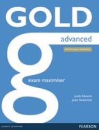 GOLD ADVANCED (+ONLINE AUDIO) EXAM MAXIMISER