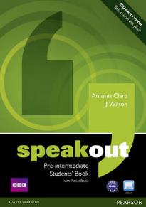 SPEAK OUT PRE-INTERMEDIATE STUDENT'S BOOK (+ ACTIVE BOOK)