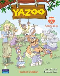 YAZOO JUNIOR A TEACHER'S BOOK  WORKBOOK