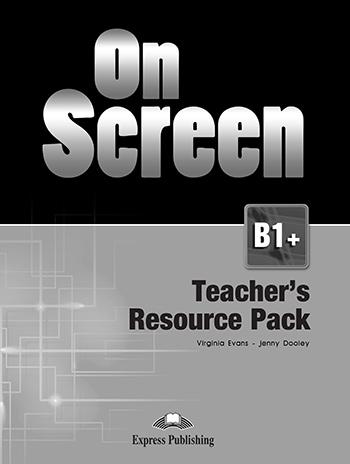 ON SCREEN B1+ TEACHER'S BOOK  RESOURCE PACK (+ TESTS)