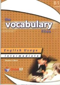 VOCABULARY FILES B1 STUDENT'S BOOK