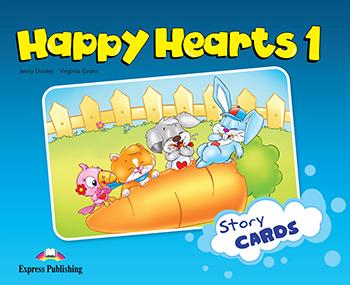 HAPPY HEARTS 1 STORY CARDS