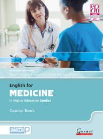 ENGLISH FOR MEDICINE STUDENT'S BOOK (+ CD)