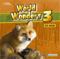 WORLD WONDERS 3 CD-ROM