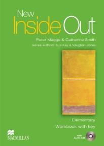 INSIDE OUT ELEMENTARY WORKBOOK (+ KEY + CD) N/E