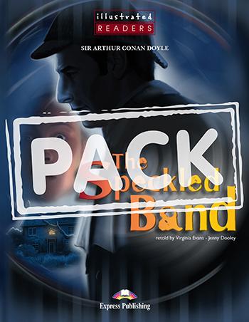 ELT IR 2: THE SPECKLED BAND (+ CD PUPIL + DVD PAL)