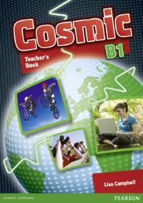 COSMIC B1 TEACHER'S BOOK  + ACTIVE TEACH SOFTWARE