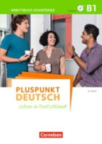 PLUSPUNKT DEUTSCH B1 ARBEITSBUCH (+ CD)