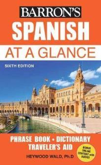 BARRON'S SPANISH AT A GLANCE