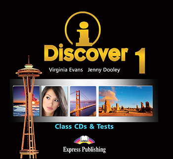 iDISCOVER 1 CD CLASS (+ TESTS)
