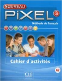 PIXEL 3 CAHIER 2ND ED
