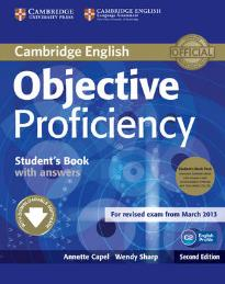 OBJECTIVE PROFICIENCY STUDENT'S BOOK PACK W/A (+ CD (2)) 2ND ED