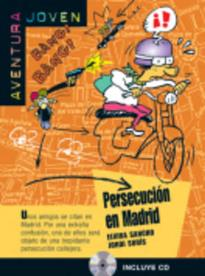 AVENTURA JOVEN PERSECUCION EN MADRID (+ CD)