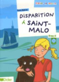 ADL : DISPARITION A SAINT MALO A1 (+ CD)