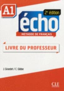 ÉCHO A1 PROFESSEUR 2ND ED
