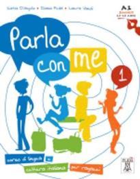 PARLA CON ME 1 LIBRO (+ AUDIO CD) N/E