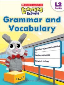 LEARNING EXPRESS : GRAMMAR AND VOCABULARY (LEVEL 2) PB