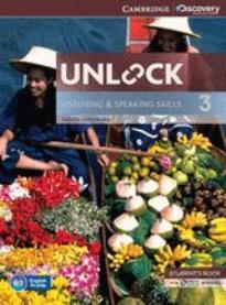 UNLOCK LISTENING & SPEAKING SKILLS 3 STUDENT'S BOOK (+ ONLINE WORKBOOK)