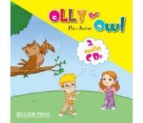 OLLY THE OWL PRE-JUNIOR CD CLASS (2)