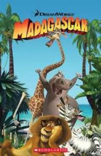 POPCORN ELT READERS 1: MADAGASCAR