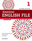 AMERICAN ENGLISH FILE 1 STUDENT'S BOOK (+ONLINE PRACTICE) 2ND ED