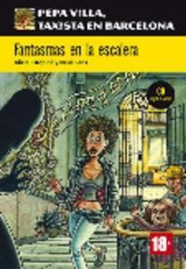 FANTASMAS EN LA ESCALERA (+ CD)