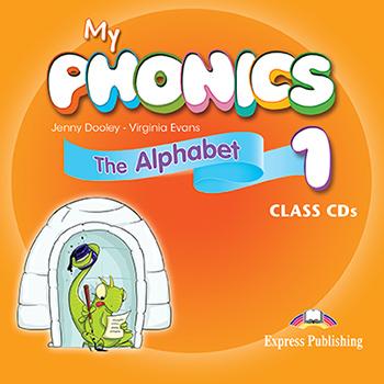 MY PHONICS 1 ALPHABET CD CLASS (2)