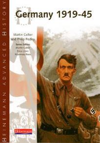 HEINEMANN ADVANCED HISTORY GERMANY 1919-45  PB