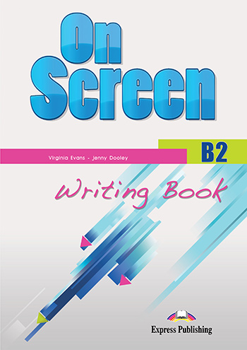 ON SCREEN B2 WRITING BOOK 2015 REVISED