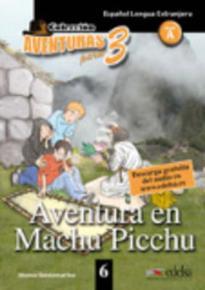 APT 6 - AVENTURA EN MACHU PICCHU