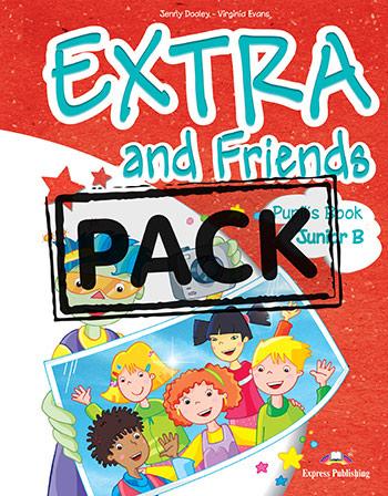 EXTRA & FRIENDS JUNIOR B POWER PACK (+ IEBOOK)