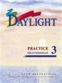DAYLIGHT 3 PRE-INTERMEDIATE WORKBOOK