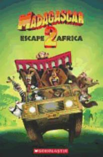POPCORN ELT READERS 2: MADAGASCAR TO ESCAPE AFRICA