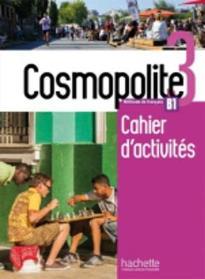 COSMOPOLITE 3 CAHIER (+ AUDIO CD)