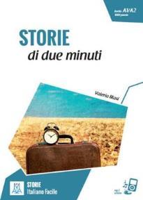 IFA : STORIE DI DUE MINUTI A1 + A2 (+ ONLINE AUDIO)