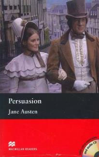 MACM.READERS 4: PERSUASION (+ CD)