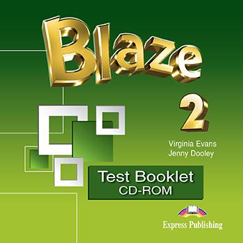 BLAZE 2 CD-ROM TEST