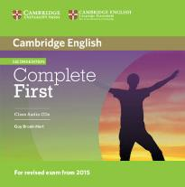 COMPLETE FIRST CD CLASS (2) 2ND ED