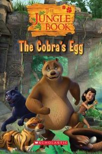 POPCORN ELT READERS 1: THE JUNGLE BOOK: TEH COBRA'S EGG