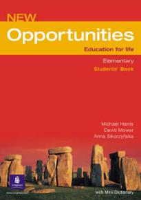 OPPORTUNITIES ELEMENTARY STUDENT'S BOOK N/E