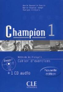 CHAMPION 1 CAHIER (+ CD)