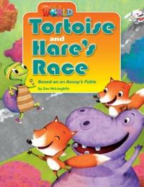 OUR WORLD 3: TORTOISE AND HARES RACE - BRE
