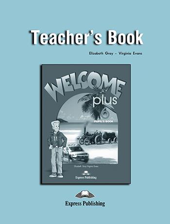 WELCOME PLUS 6 TEACHER'S BOOK